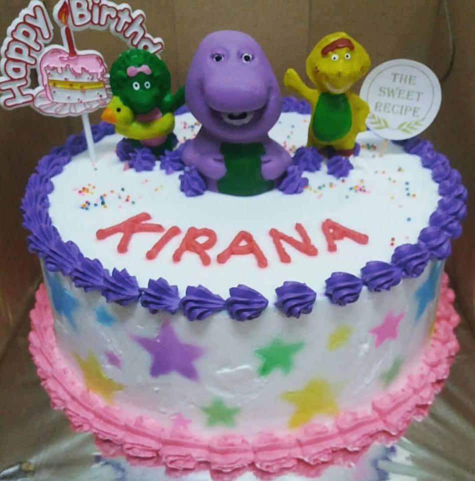 Barney 2 The Sweet Recipe